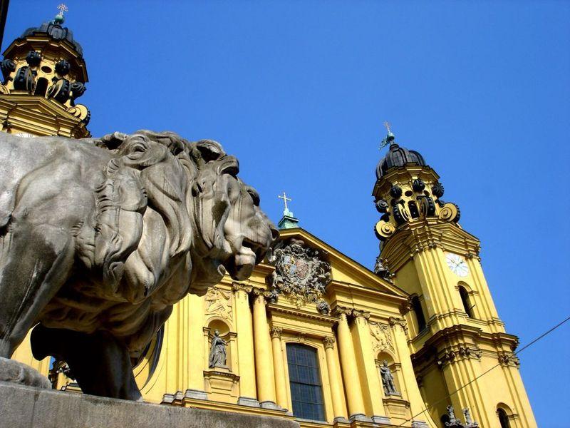 Экскурсия Мюнхен: нескучная прогулка по баварской столице