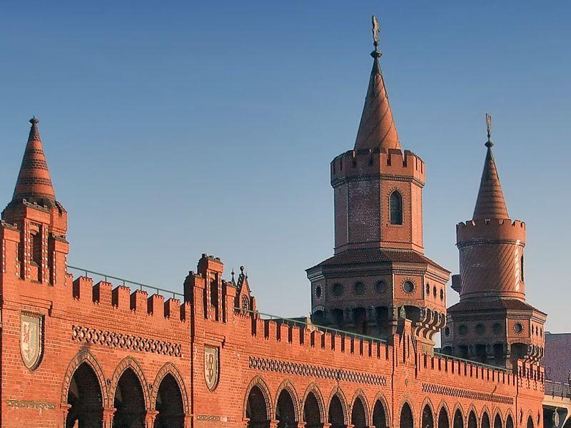 Кройцберг — Берлин во всей своей колоритности