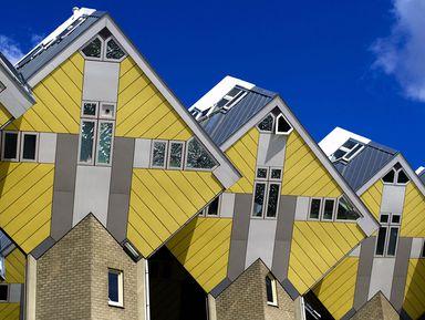 Архитектурный Роттердам: обзорная экскурсия