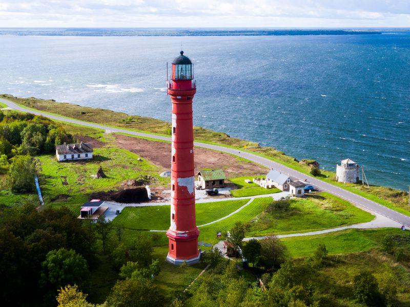 Путешествие к маякам Эстонии width=