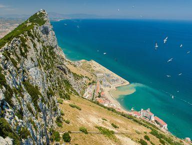 Гибралтар: перекресток двух континентов