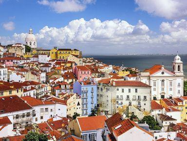 Лиссабон в круизе