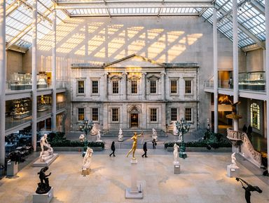 Американское крыло музея «Метрополитен»