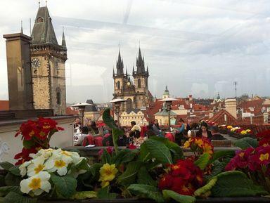 Сладкая экскурсия по исторической Праге