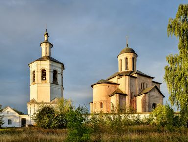 Шедевры древнерусского зодчества в Смоленске