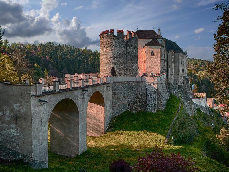 Экскурсия Групповой тур из Праги вцентральную Чехию