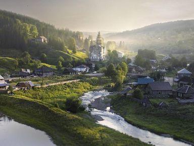 Пройти по следам Ермака иоткрыть уральскую Швейцарию