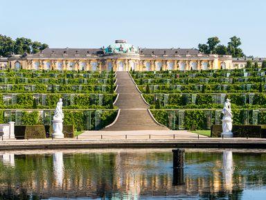 Дворцы и замки Гогенцоллернов. Потсдам