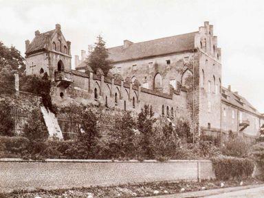 Рыцарские замки Восточной Пруссии
