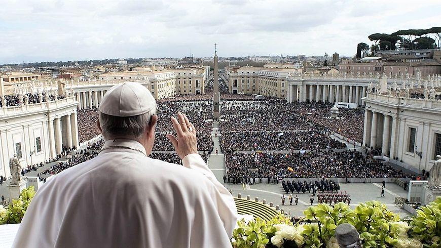 Ватикан как увлекательный роман