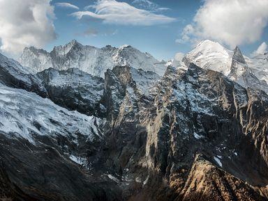 Домбай: люди, горы, история
