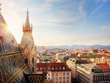 Вена — первая встреча