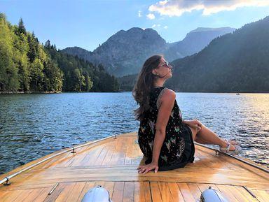 Звезды Абхазии: дружеское путешествие