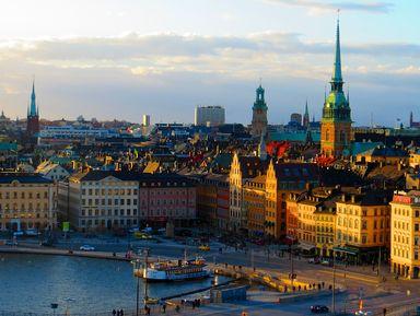 Исторические экскурсии в Стокгольме на русском языке – отзывы и цены на экскурсии 2021 года