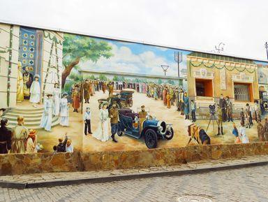 Малый Иерусалим: созвездие исторических памятников