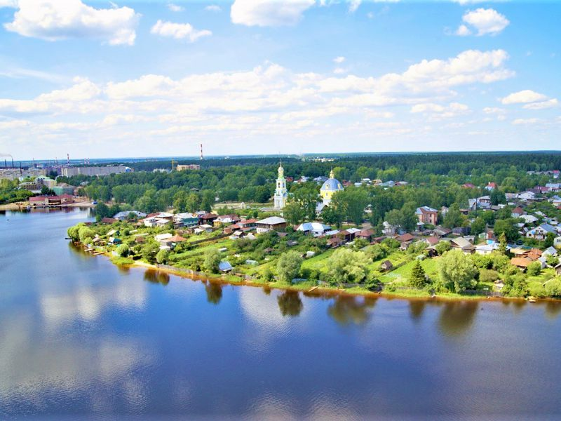 Выкса— город Железной Розы истрит-арта