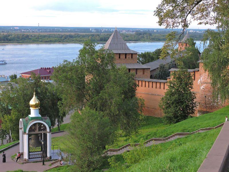 Нижний Новгород — любовь с первого взгляда