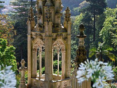 Прогулка по древней, мистической, вечнозеленой Синтре
