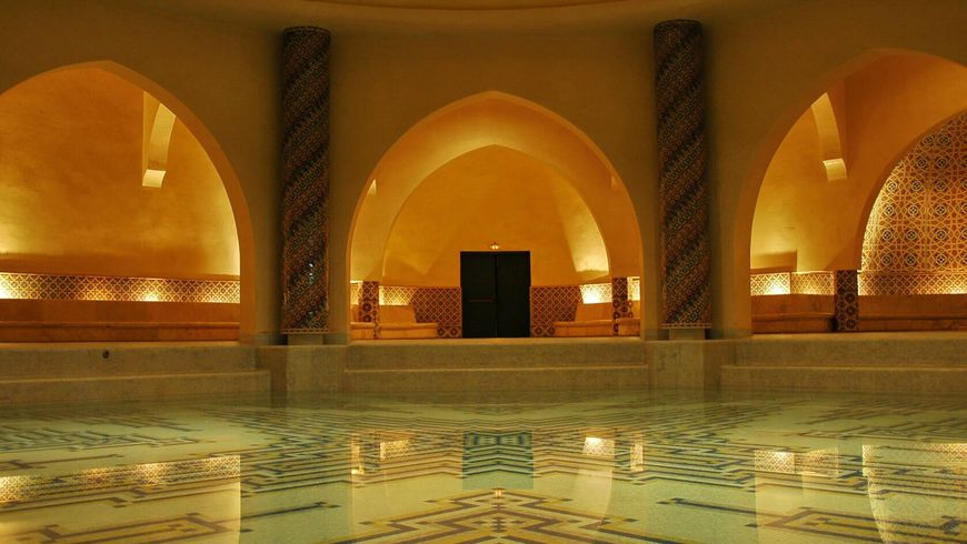 Бакинский хамам, или 33удовольствия