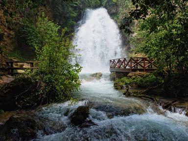 Монастырь Манасия, Ресавская пещера, водопад Великий Бук
