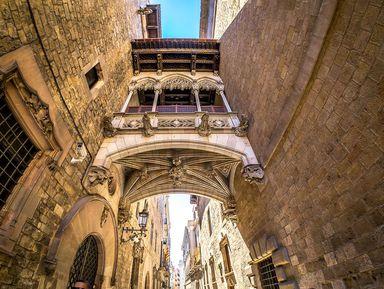 Первые шаги в Барселоне