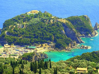 Большое путешествие по Корфу