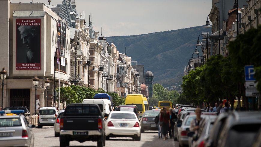 Автопешеходная обзорная экскурсия по Тбилиси