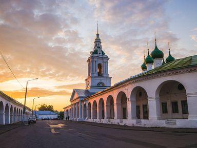 Сладкая жизнь Костромы