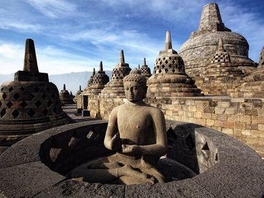 Из Бали к древним храмам острова Ява
