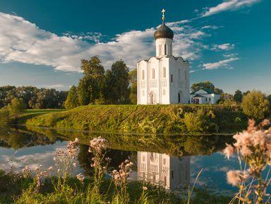 Владимир и Боголюбов град: тропами Средневековья