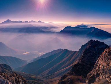 Джип-тур по горным перевалам Северной Осетии