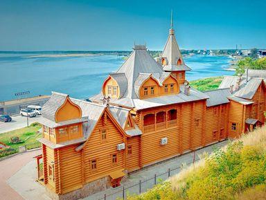 Из Нижнего Новгорода — в самобытный Городец!