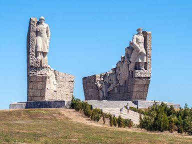 Самбекские высоты — новый символ Ростовской области
