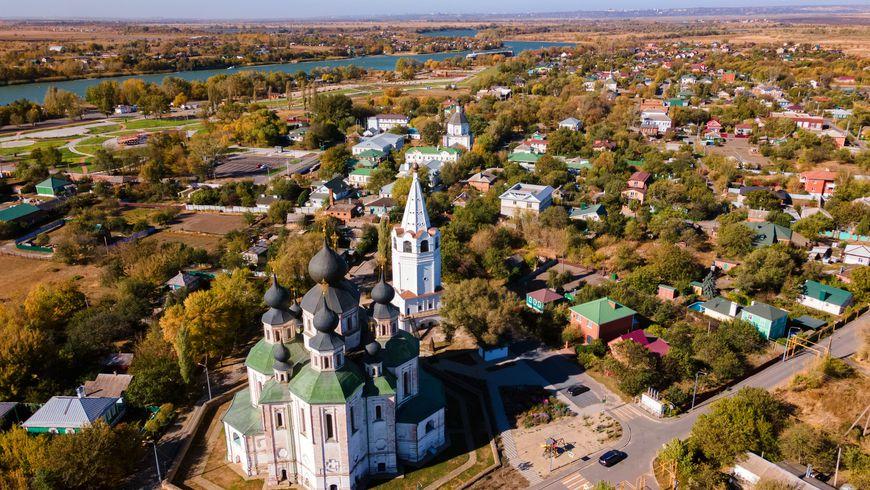 Колоритная станица Старочеркасская