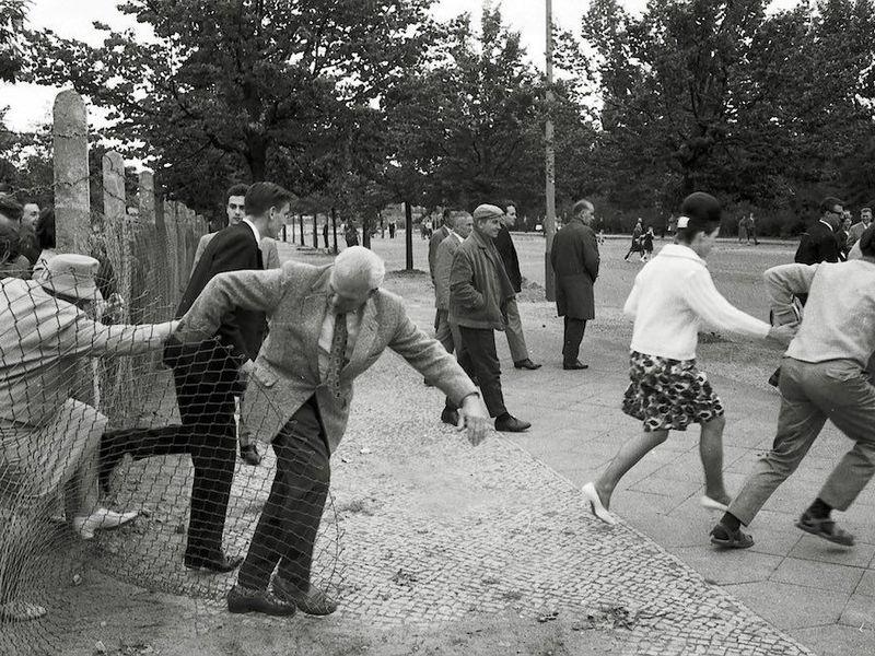 Берлин разделённый. Судьба поколения
