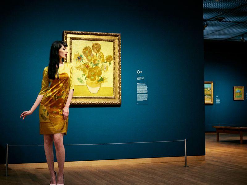 Познакомиться с Винсентом: экскурсия в музей Ван Гога в Амстердаме