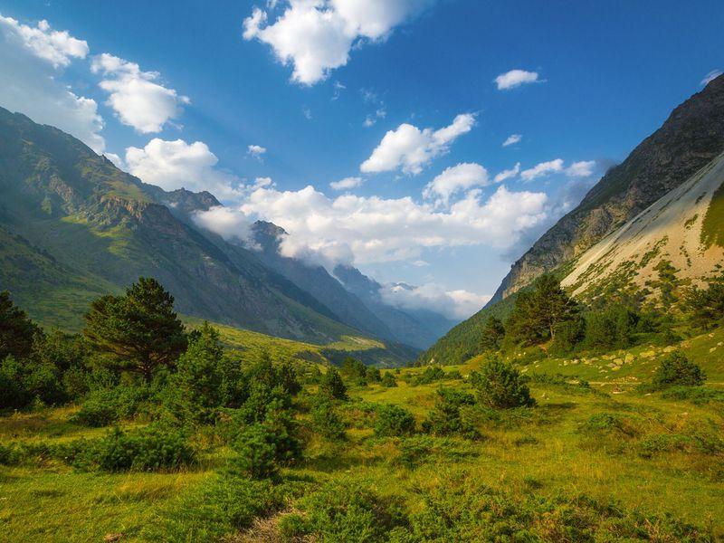Джип-тур по самым живописным местам Кабардино-Балкарии