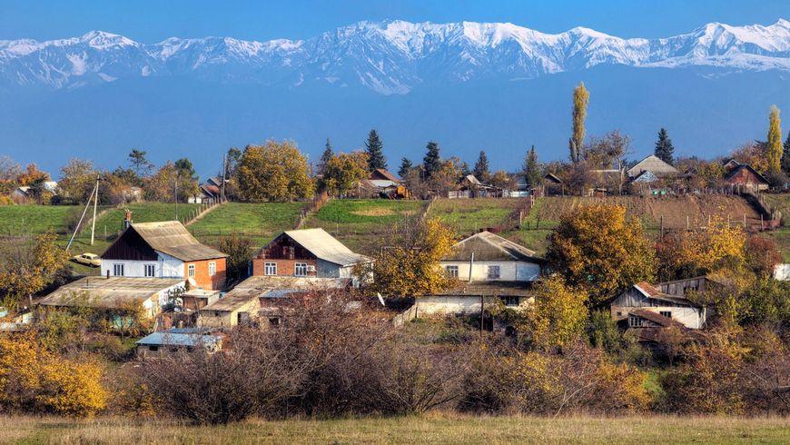 По следам «Великого шёлкового пути» в русское сердце Азербайджана