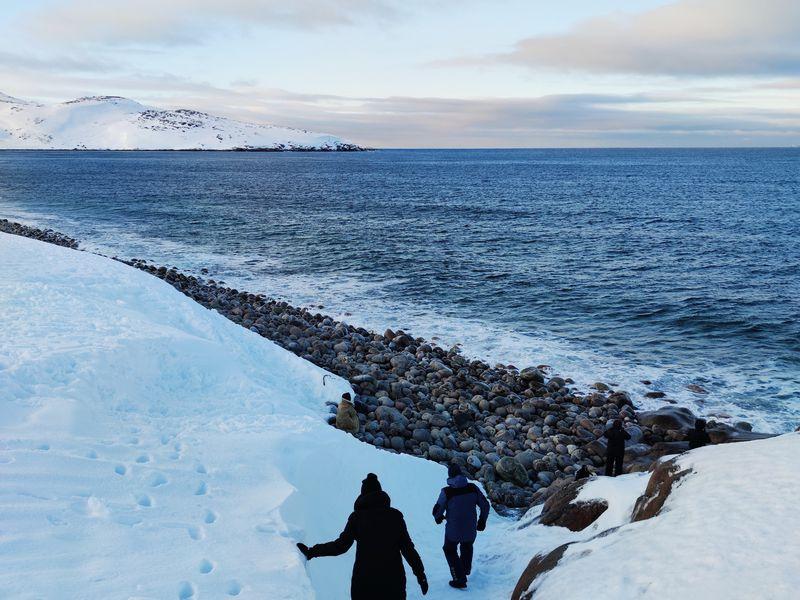 Териберка и поэзия Северного Ледовитого океана width=