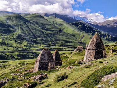 Эльтюбю: средневековый некрополь