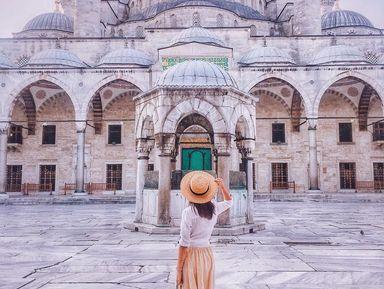 Открывая Стамбул
