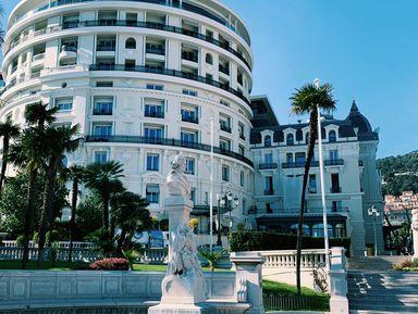 Добро пожаловать в княжество Монако!