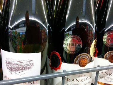 По Праге с бокалом вина!
