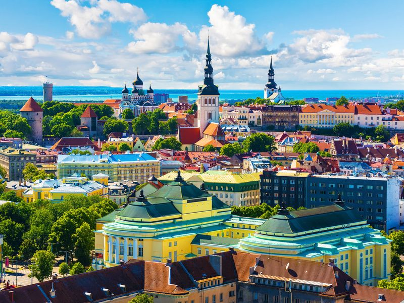 Ежедневная прогулка по Таллину width=
