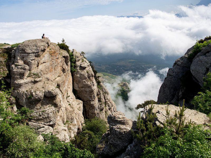 Демерджи— горные богатства Крыма width=