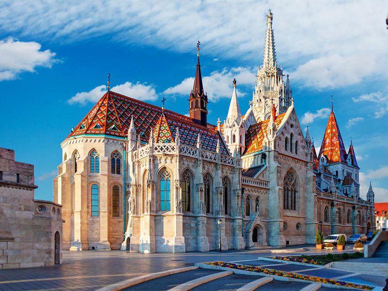 Будапешт — первое свидание
