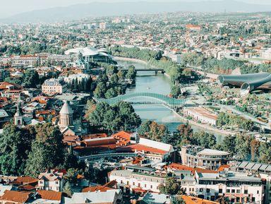 Тбилиси с огоньком
