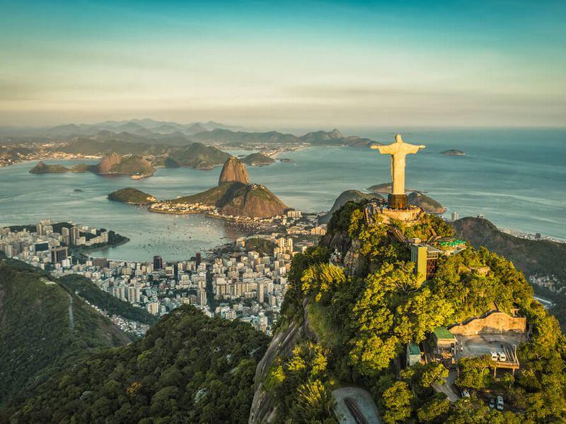 Экскурсия Знакомьтесь, Рио!