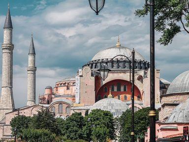 Открыть Стамбул за один день: путешествие из Кемера