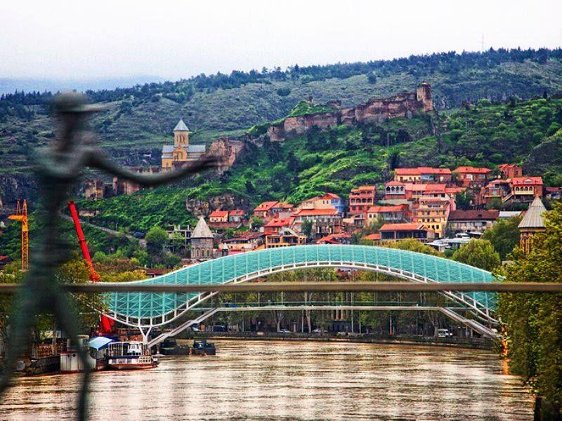 «В Тбилиси есть особенная прелесть...» width=